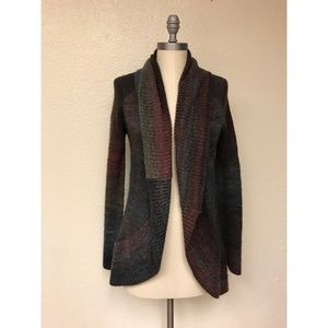 M by Michael Stars Rainbow Cardigan